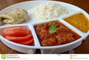 indian-meal-consisting-roti-rice-dal-vegetable-kofta-32193992
